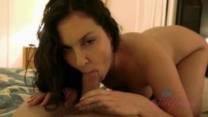 Anal and creampie